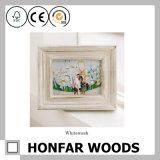 Marco de madera de la foto del mejor del precio estilo de la antigüedad