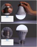 tiempo Emergency de la emergencia de las horas de las luces de bulbo de 7W LED >6