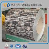 Gewölbte glasig-glänzenden Aluminiumdach-Stahlblech-Panels