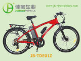 Ciudad y Mountain Style Electric Vehicle Bicycle, Brushless Mountain Gentleman Electric Bike (TDE01Z)