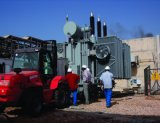 220kv Power Transmission / Distribution Set Down Auto Transformer avec perte faible et faible bruit pour la sous-station avec Kema Report