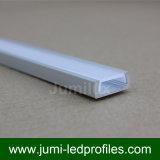 Flache dünne LED-Strangpresßlinge für LED-Band-Farbband-Streifen
