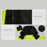 Напольная куртка работы с лентой безопасности 3m отражательной (QF-582)