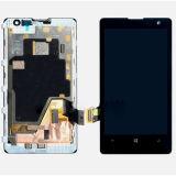 Exposição do LCD com o digitador da tela de toque para Nokia Lumia 1020