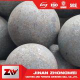 Diámetro 20-150m m ninguna deformación Forging Ball&#160 de pulido; para el molino de bola