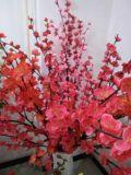 Il fiore con la cerimonia nuziale di seta della decorazione