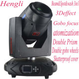 luz principal móvil del punto de 330W Philips 15r para la etapa del club del disco de DJ con la función Sharpy Beam&Spot principal móvil del zoom