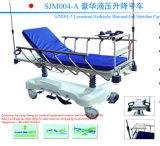 Sjmoo4-de Luxueuze Hydraulische Kar van de Brancard van stijging-en-Daling