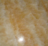 Honey jaune Onyx Marble Slab&Tile pour Flooring et Wall