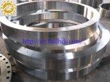 Acero al carbono forjado grande Bridas y anillos (HED-F1018)