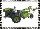 15HPディーゼル歩くトラクターの/Powerの耕うん機(GN151)、2つの車輪のトラクター