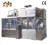 De volledig Automatische Koude vult het Vullen van het Karton van de Melk Machine
