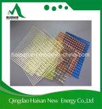 maille résistante d'alcali de la fibre de verre 160g de 4X4mm 5X5mm