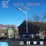 piccola turbina di vento 200/300/400W per l'indicatore luminoso di via solare