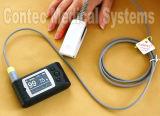 携帯用手持ち型のパルスの酸化濃度計