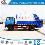 Camion di immondizia del costipatore di Dongfeng 4X2 8cbm 10cbm