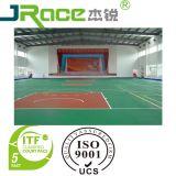 Олимпийский суд Badminton тенниса резвится поверхность покрытия