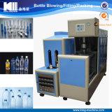 Do frasco plástico pequeno Semi automático da água mineral da alta qualidade máquina de sopro