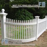 PVC Fence pour Nord-américain (FM404)