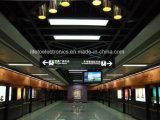 Verschobene Instrumententafel-Leuchte des Einkaufszentrum-2X4FT 80W 100lm/W LED mit Cer