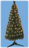 小型球根のクリスマスツリー(ST-P72)