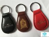 Ntag213 kann lederne Keyfob Identifikation-Marke für Zugriffssteuerung Zoll