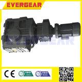 La mejor caja de engranajes del Helicoidal-Gusano de la serie S de la calidad con el motor