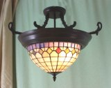 Tiffany Close Ceiling Lamp (Série CLC)