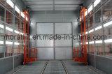 elevación de la plataforma 3D usada en sitio que pinta (con vaporizador)