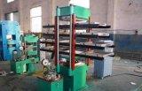 Gummifußboden-Fliese-hydraulische Vulkanisator-Maschine
