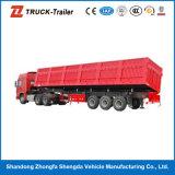 Sale를 위한 3개의 차축 Dump Trailers 또는 Sinotruk Dumper Truck Semi Trialer