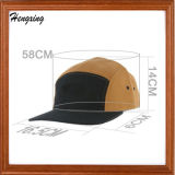 5 Panel-flache Rand-Rochen-Armee-Hut-Masken-Schutzkappe