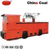 Riga ambientale locomotiva del carrello sotterraneo di Cjy14/6gp 14t di estrazione mineraria elettrica