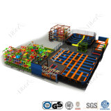 Indoor Trampoline 상점의 Design 최신 세륨 Approved Cheap Price