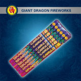 10 Shot Dragon Roman Candle Fireworks
