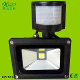 CER RoHS Approved LED Floodlight mit Motion Sensor (ST-PLS-GY-20W)