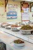 colher do arroz da louça 100%Melamine (GMS07)