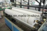 Tipo de tejido de inodoro automático Corte y rebobinado máquina Maxi Rolls