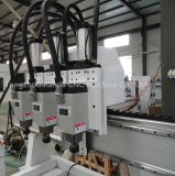 Multi-Spindle Woodworking CNC Router Machine