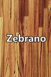 Countertops van het Blok van de Slager van Worktops van de Keuken van Zebrano Houten, Houten Tafelbladen, de Verbonden Raad van de Bovenkanten van het Eiland Vinger