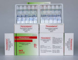 300mg/2ml, 375mg/3ml, 600mg/5ml, Injecteerbare Paracetamol 750mg/5ml