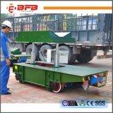 SKF die de StandaardKar van het Spoor van de Materiële Behandeling van het Wiel van de Gietmachine dragen