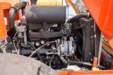 速い連結器が付いているZl16fの車輪のローダー
