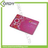 Kundenspezifische Drucken-Zeit-Anwesenheitskarte-Chipkarte mit MIFARE klassischem Chip 1k
