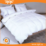 ホテルの使用法(DPF201546)のための固体白いカラーの単一の羽毛布団