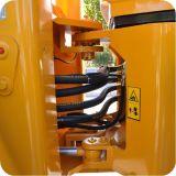 セリウムが付いている構築機械装置のブランドのAoliteの車輪のローダー