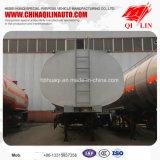 Les essieux du prix usine 3 ont isolé la remorque Heated de camion-citerne d'asphalte semi