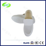 بيضاء نوع خيش [بو] شبكة [كلنرووم] [إسد] أحذية