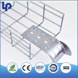 Горячий окунутый гальванизированный поднос кабеля ячеистой сети ISO9001