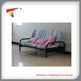 Кровать софы металла Futon типа самого лучшего качества очаровывая складывая